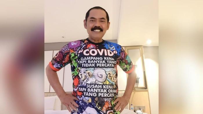 FX Rudy positif Corona
