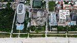 Brak! Apartemen di Tepi Pantai Miami Roboh