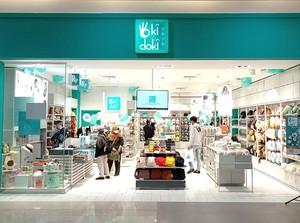 Buka Gerai Ke-11 di Paragon Solo Mall, Okidoki Beri Promo Menarik