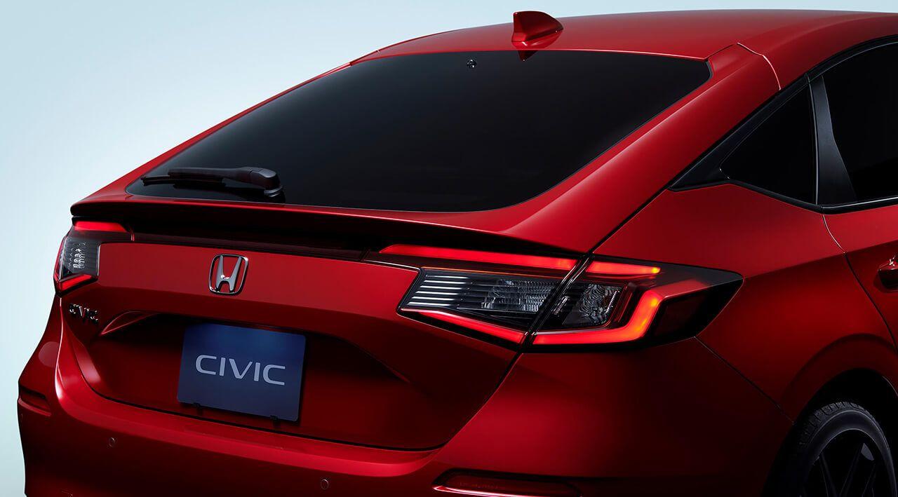 Honda All New Civic Hatchback rilis di Tokyo, Jepang