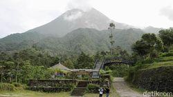 BPPTKG Ubah Rekomendasi Area Bahaya Gunung Merapi, Ini Daftarnya
