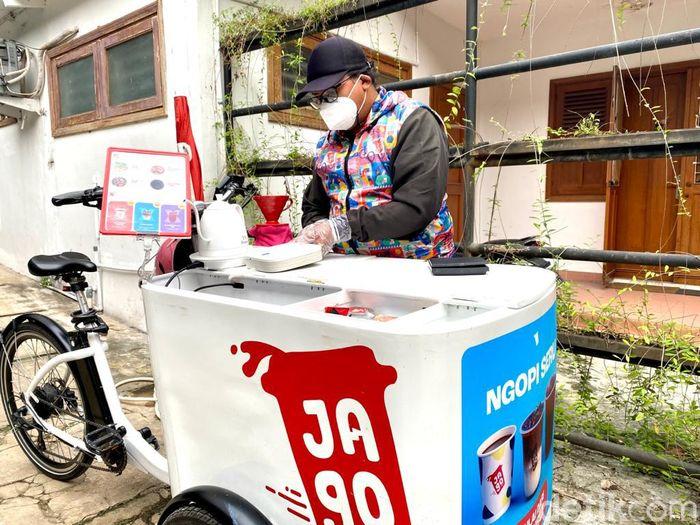 Jago Coffee, Bisa Panggil Barista Langsung ke Rumah