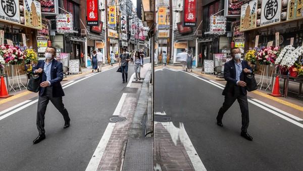 Hal ini dilakukan juga karena sebelumnya ada dorongan dari para petinggi perusahaan yang menginginkan adanya dokumen vaksin supaya mereka dapat kembali melakukan perjalanan bisnis. Yuichi Yamazaki/Getty Images.