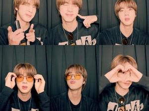 Jin BTS Pakai Sweater Brand Indonesia, ARMY Berebut Minta Pre Order