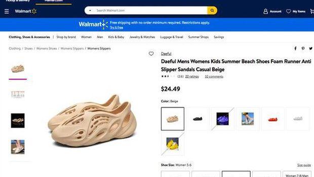 Kanye West gugat Walmart