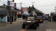 Black Marlin, Mobil Lincah Sosialisasikan Bahaya Corona di Sukabumi