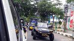 Mobil Lincah Black Marlin Sosialisasikan COVID-19 di Sukabumi