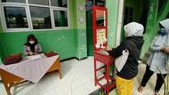 Pembagian Rapor Siswa SD di Ciamis Digelar Offline dengan Prokes Ketat