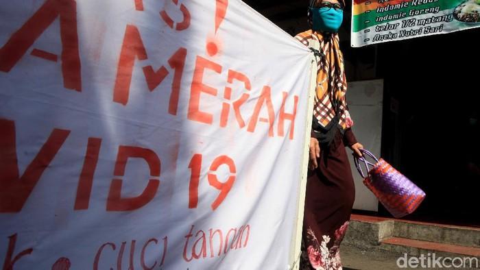 Peta Zona Merah Pulau Jawa Terbaru, Mana Saja?