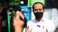 Jokowi soal PPKM Mikro: Percuma Buat Kebijakan tapi di Bawah Tak Berjalan