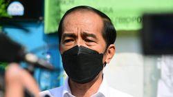 Jokowi Resmikan RS Modular Pertamina di Tanjung Duren Jakbar