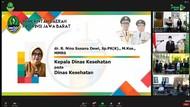 Ridwan Kamil Lantik Nina Susana Dewi Jadi Kadinkes Jabar