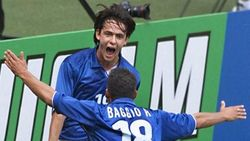 Video Nostalgia Gol Roberto Baggio Saat Italia Vs Austria