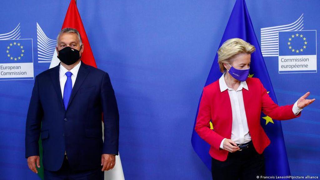 Sahkan UU Anti-Propaganda LGBTQ, Hongaria Diminta Hengkang dari Uni Eropa