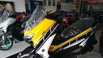 Modifikasi Yamaha Nmax ala Mobil Balap, Ada yang Livery Ferrari