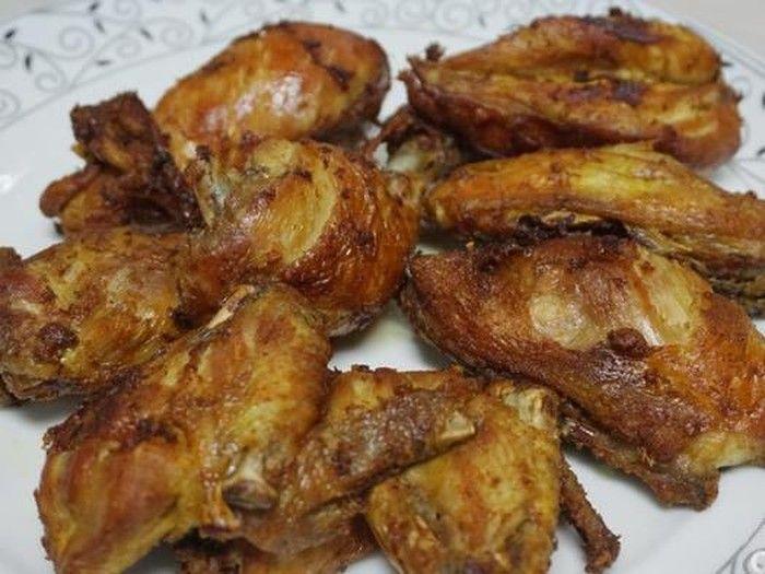 10 Resep Ayam Goreng Enak yang Jadi Jodoh Istimewa Nasi Hangat
