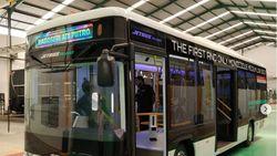 Bus Baru Adi Putro, Jetbus Transit dengan Body Monocoque Low Deck