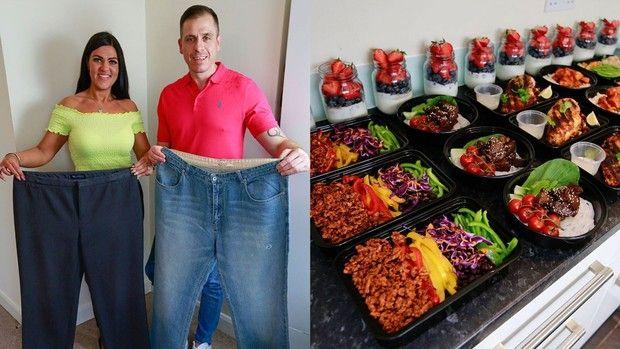 Diet Tanpa Siksaan, Orang-orang Ini Turun Puluhan Kg dan Tetap Makan Enak