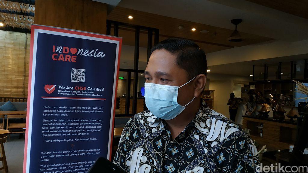 Director of Sales Element by Westin Bali Ubud Gregorius Franciskus