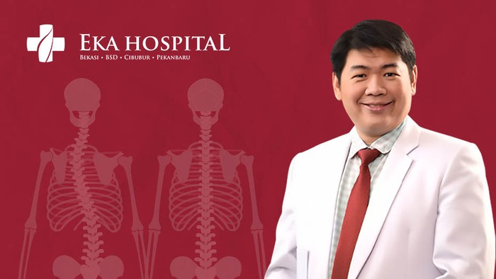 dr. Phedy, Sp.OT (K) Spine