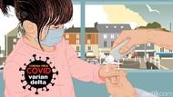 Sepekan 3.300 Anak Terpapar COVID-19 di Jabar, Begini Cara Pencegahannya