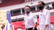 Gaya Jokowi dan Anies Pakai Perumpamaan Avengers