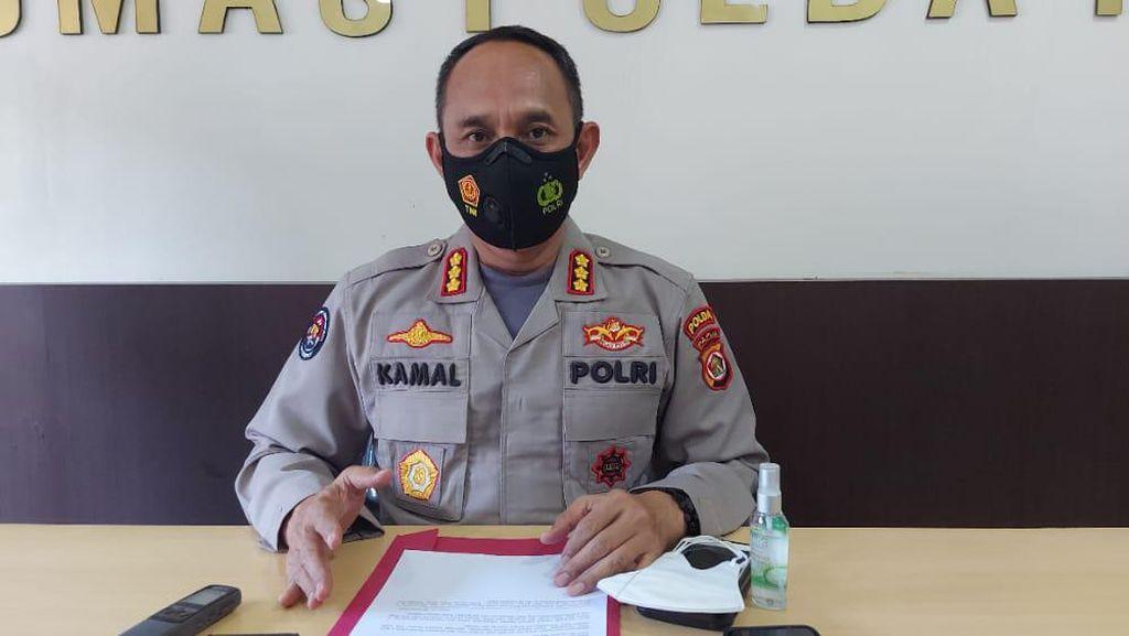 Adu Tembak dengan Polisi, Buron Pencuri Senpi di Pospol Papua Ditangkap