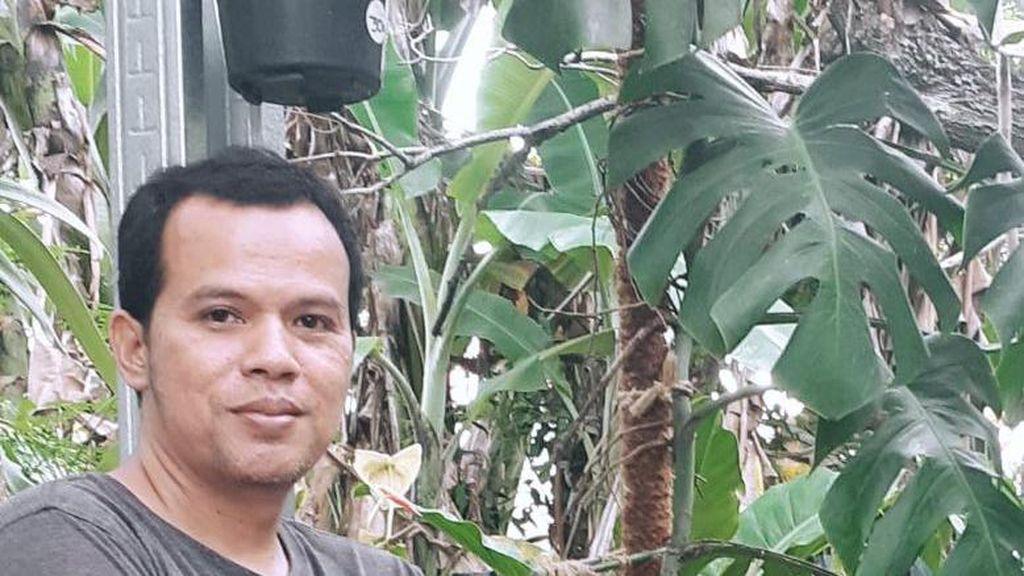 Kisah Pria Kehilangan Pekerjaan karena Corona, Kini Jual Tanaman Hias