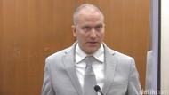 Pembunuh George Floyd Ajukan Banding Atas Vonis 22,5 Tahun Penjara