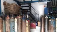 Tabung Oksigen Diburu di Tengah Corona, Pembuatan SNI Dikebut