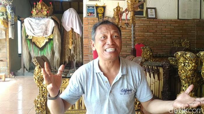 Dewa Putu Berata Pemilik Sanggar Seni Cudamani Bali digaet untuk mengisi musik game Playstation 5 yaitu Kena: Bridge of Spirits