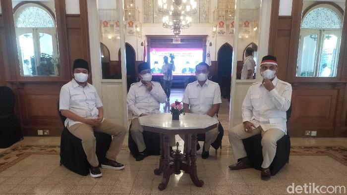 Partai Gerindra Jatim akan sekuat tenaga mengantarkan Prabowo Subianto menjadi Presiden RI pada 2024. Mereka menyebut itu the last battle.