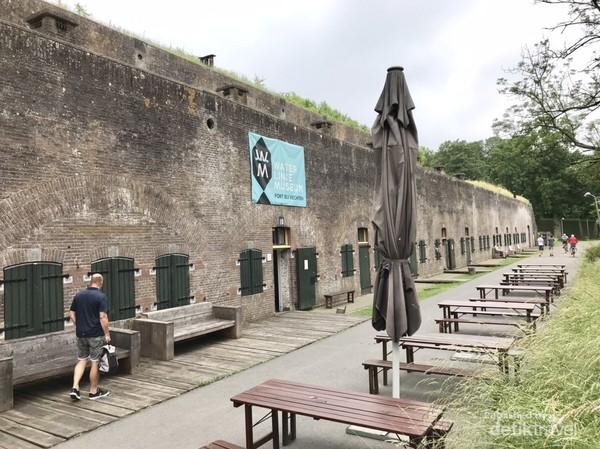 Area Benteng Vechten