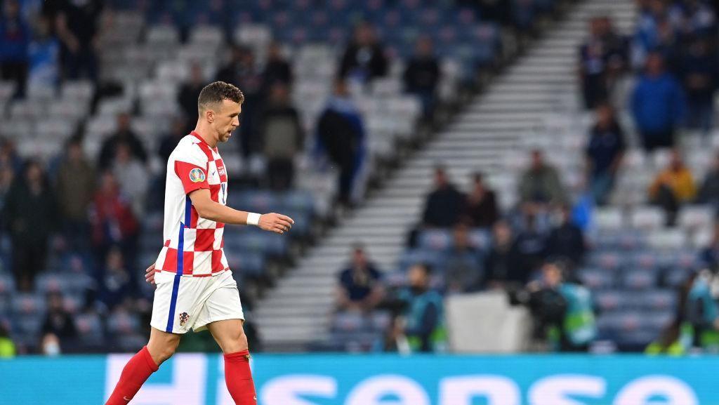 Kroasia Vs Spanyol, Ivan Perisic Absen Gegara Positif Corona