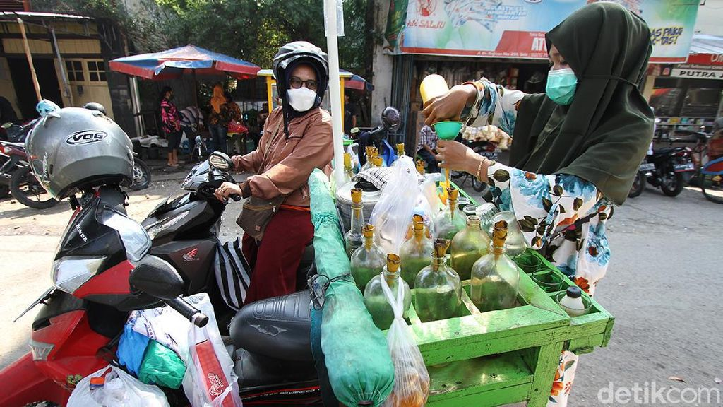 Melihat Lagi Jamu Godogan Langganan Jokowi