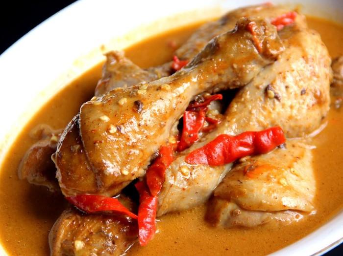 Resep Semur Ayam Pedas