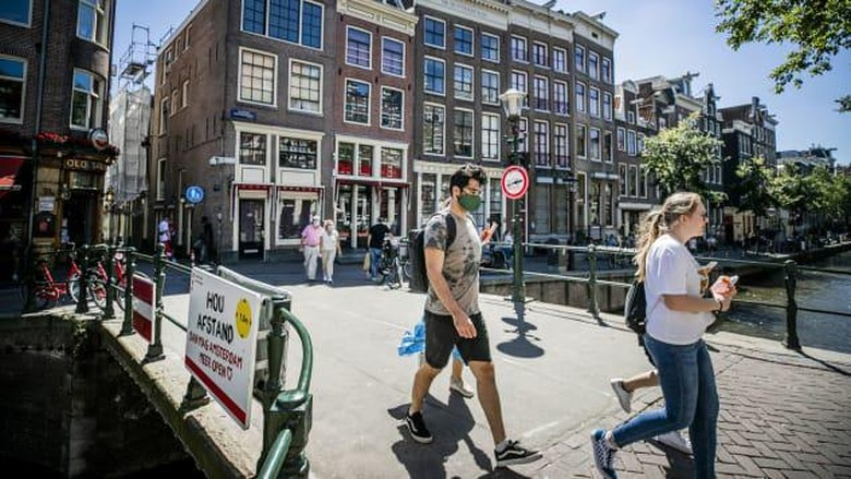 Turis di Amsterdam, Belanda