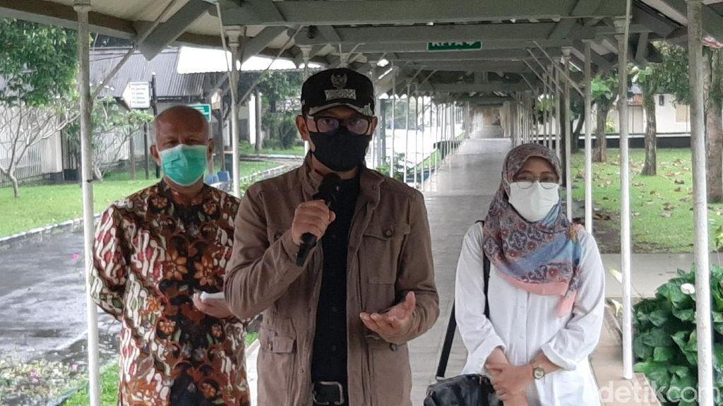 Bima Arya Ungkap BOR Pasien COVID di Bogor 65 Persen, Khusus ICU 88 Persen