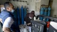 Warning! Harga Tabung Oksigen di Bekasi Juga Ikut Melonjak