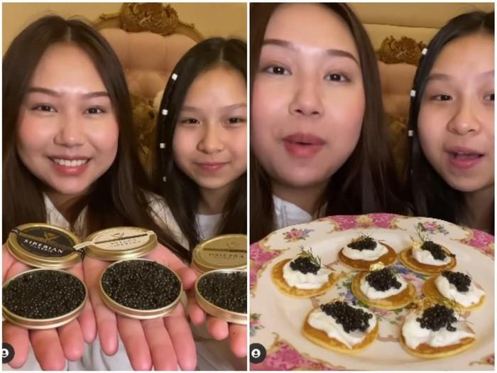 5 Fakta Caviar, Telur Ikan Super Mahal yang Jadi Favorit Sisca Kohl