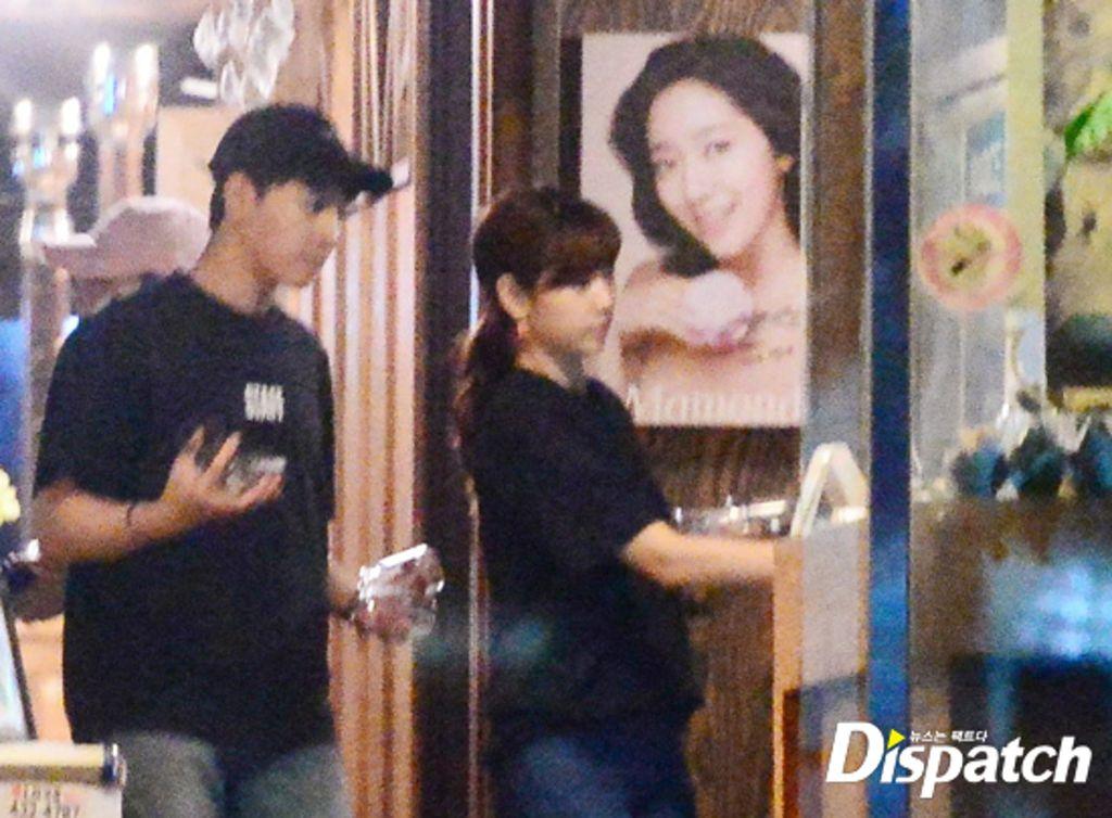 Choi Tae Joon dan Park Shin Hye