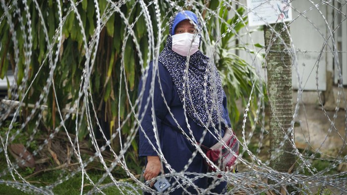 Malaysia perpanjang lockdown guna cegah penyebaran virus Corona di kawasannya. Lockdown diperpanjang menyusul kasus COVID-19 harian di negara itu masih tinggi.