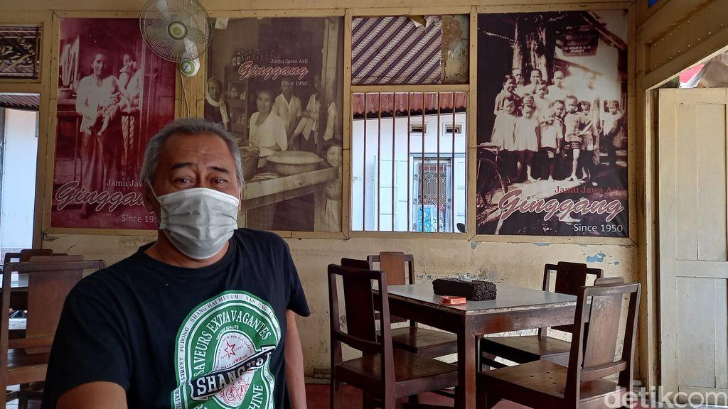 Jamu Ginggang, Ramuan Rempah Jawa yang Ampuh Jaga Imunitas Tubuh