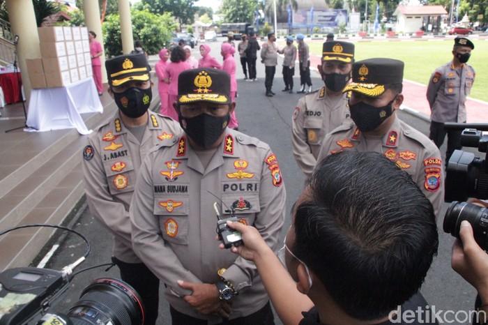 Kapolda Sulawesi Utara Irjen Nana Sudjana (Adhyasta Dirgantara/detikcom)