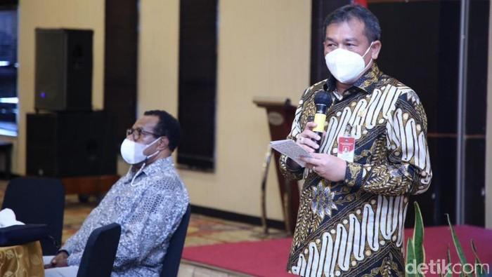 Kapuspen Kemendagri Benni Irwan (Dok. Kemendagri)