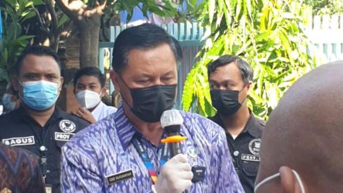 Kepala Badan Narkotika Nasional Provinsi (BNNP) Bali, Brigjen Gde Sugianyar Dwi Putra (Dok. BNNP Bali)