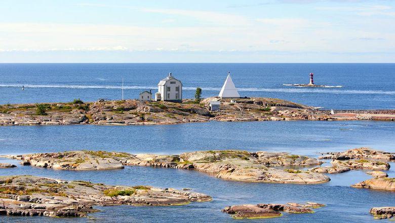 Kepulauan Aland Finlandia