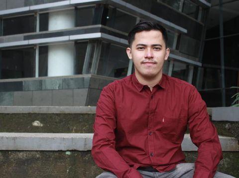 Ketua BEM UI, Leon Alvinda Putra. (Dok Pribadi Leon AP)