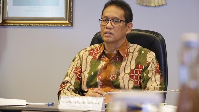 Ketua Dewan Komisioner LPS Purbaya Yudhi Sadewa