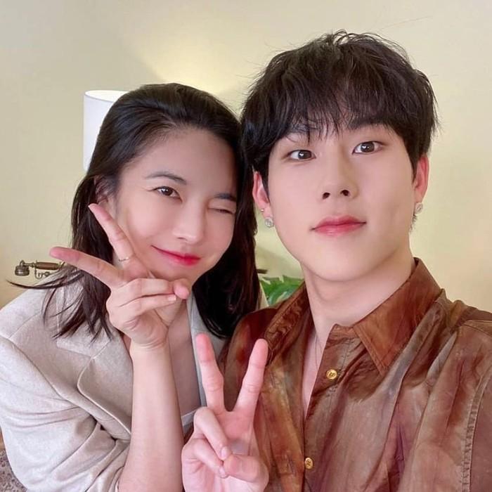 Aktris dan penyanyi Kim Yoon Ji (NS Yoon-G) umumkan rencana pernikahan.